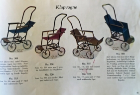 Pedigree-klapvogne