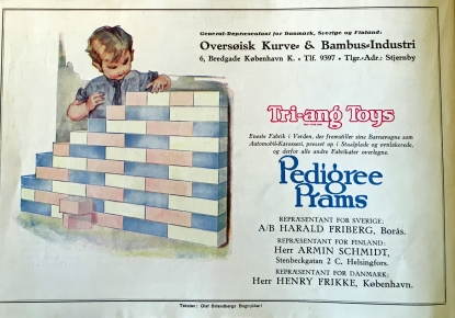 Pedigree-Toys