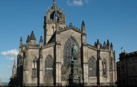 st-Giles'-visit-scotland