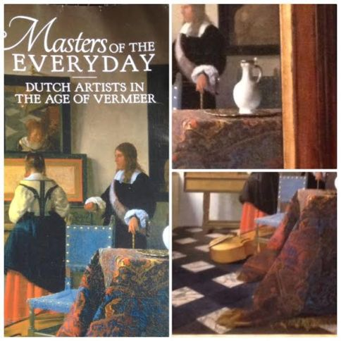 vermeer-collage