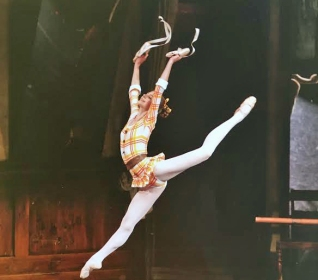 """From the ballet by Flemming Flindt based on the story by Ionesco """"La lecon"""" 2011"""