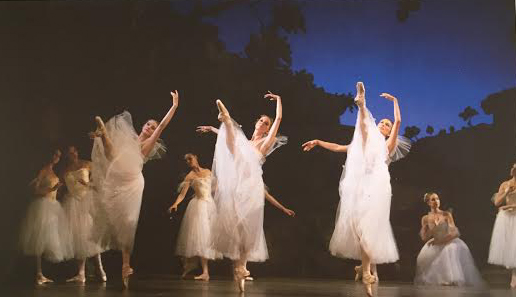 From La Sylphide 2011 at the Danish Royal Ballet photo from the brochure