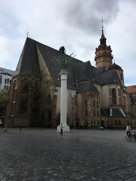 leipzig Nikolai kirche