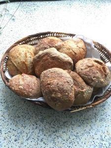 hjemmelavede-grovboller
