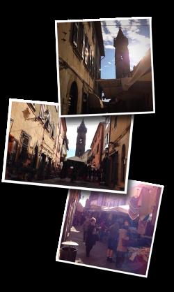 tuscany, peccioli, mercato, market, village, san verano,