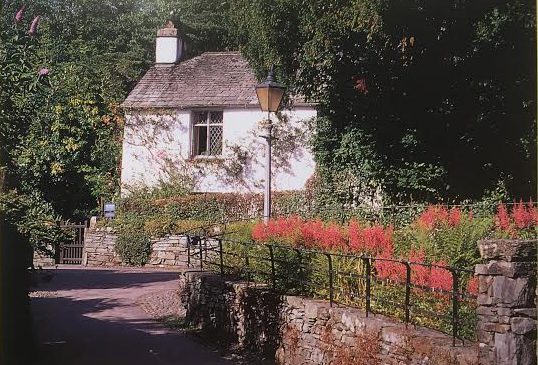 Dove Cottage Grasmere Cumbria-1