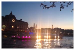 bateaux mouche, paris, musée d'orsay, tourism, travel
