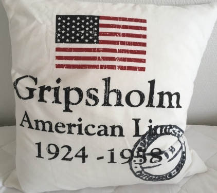 Gripsholm American Line 1924-1938