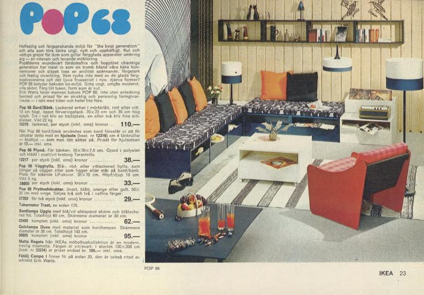 Ikea catalog POP68