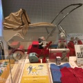 A display at the IKEA museum about the improvement for the children in the 1950s