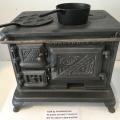 an iron caststow
