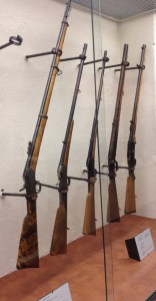 Remington rifles made at the Husquarna factory in the late 1800s