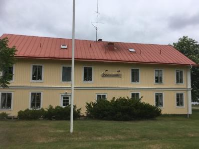 Hostel at Vaxjo