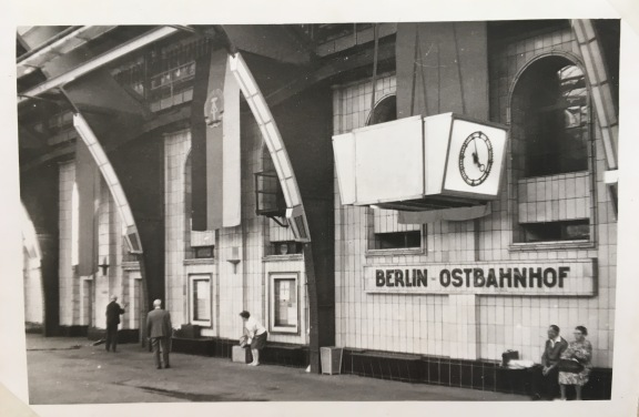 Berlin Ostbahnhof July 1967