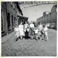 Briton familien og os på Tuborg1962
