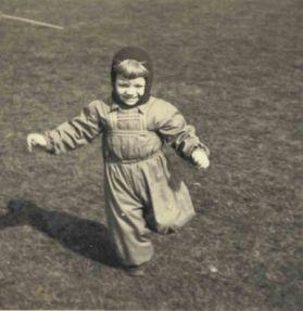 My brother Lersøpark spring 1953