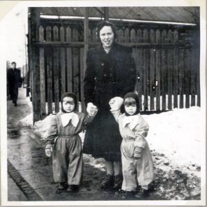 """""""Fastelavn"""" in February 1953"""