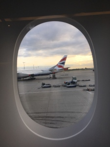 Image from London Heathrow