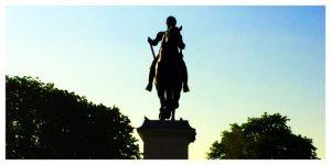 equestrian, Henri IV, Henry 4th, Paris, Statue