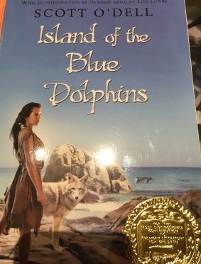 Island of Blue Dolphins