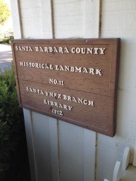 Santa Ynez Branch Library 1912