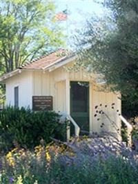 Santa Ynez Branch Library 1912 California courtesy their homepage