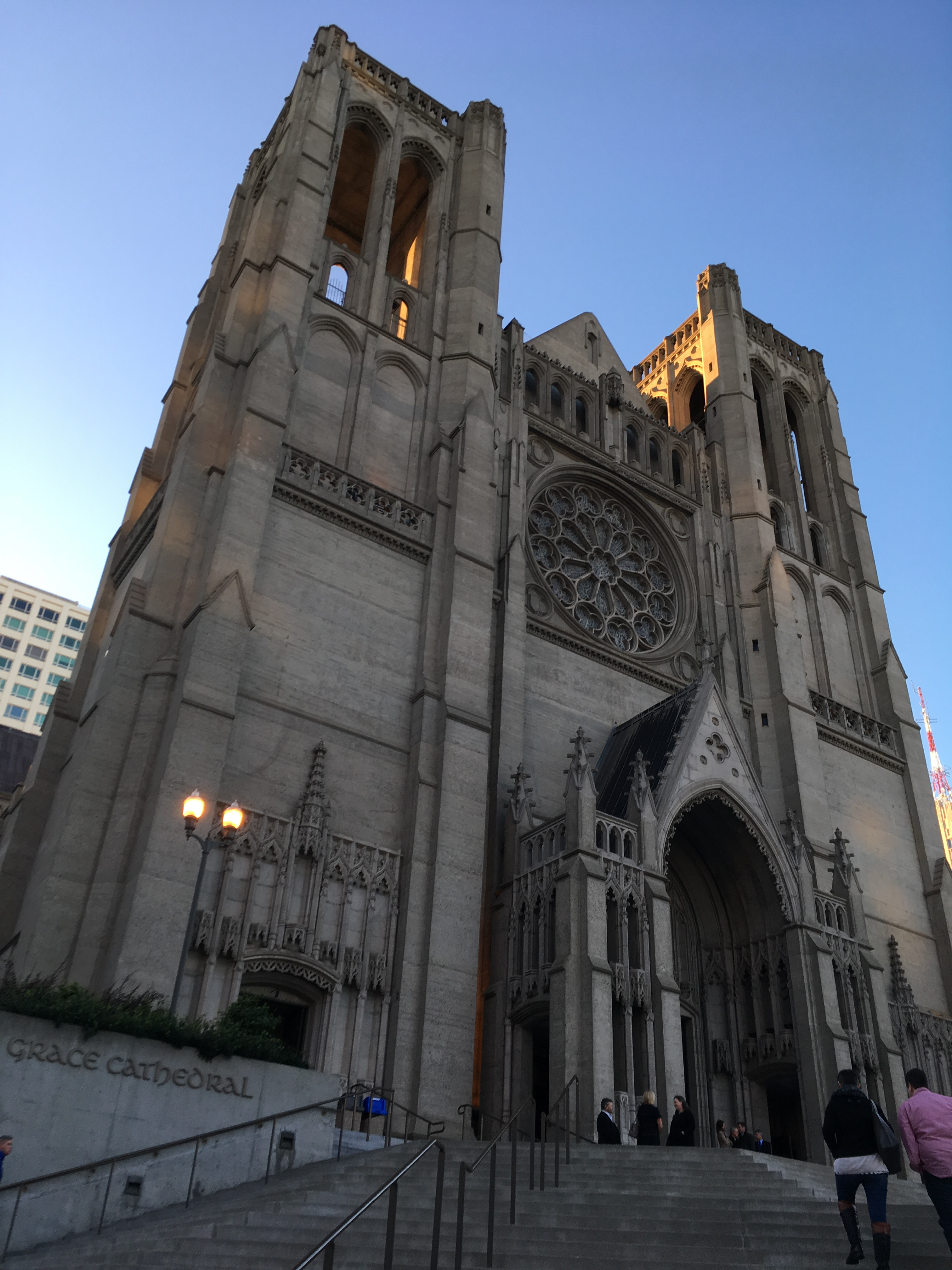 Grace Cathedral and Surroundings | Health from one Heart to