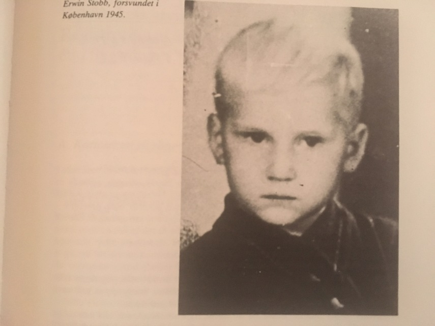 De Tyske fl. Erwin Stobb forsvundet Kbh 1945