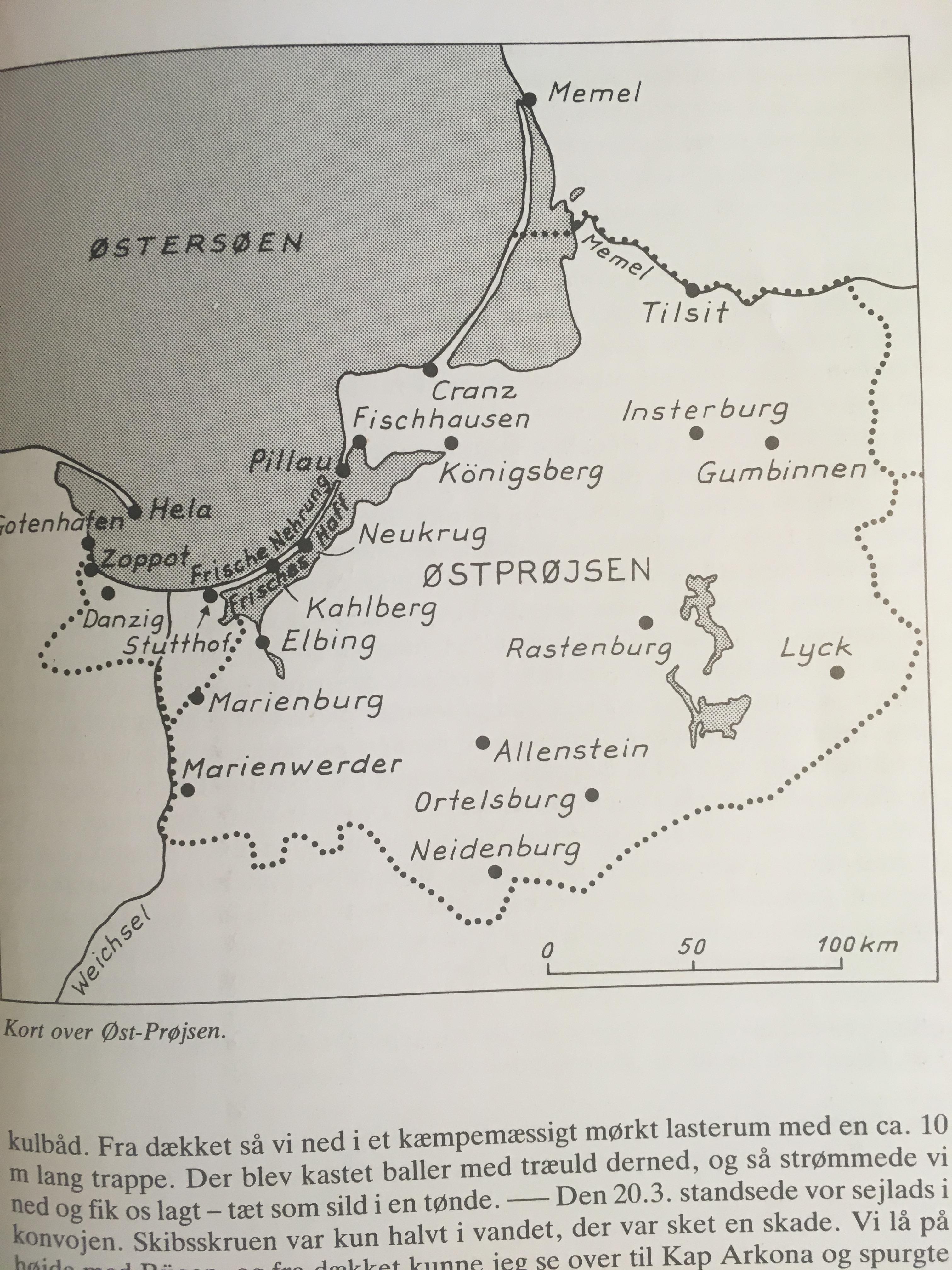 De Tyske Flygtninge I Dk Ostpreussen From One Heart To Another