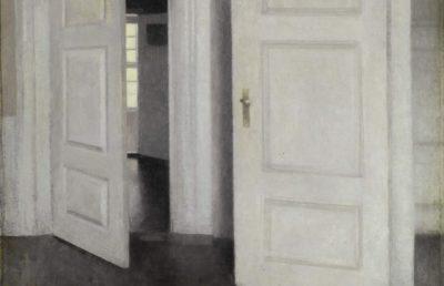 Wilhelm-Hammershøi.-Hvide-døre.-1899-400x258