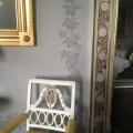 Details from the salons of Fuglsang Manor House in Renaissancestyle