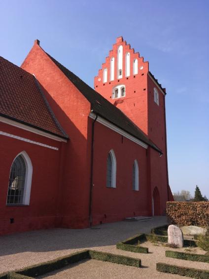 Nørre Alslev church