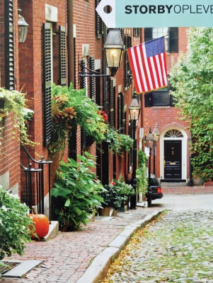 a famous street in Boston
