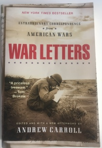 War Letters from American Wars