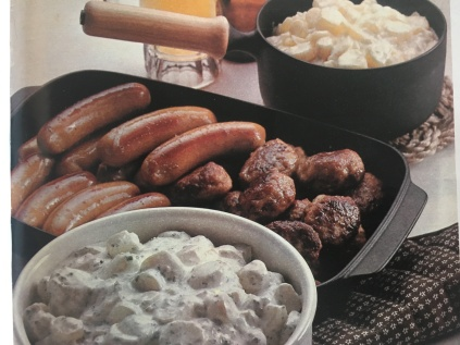 Potato Salad from the Karoline Book