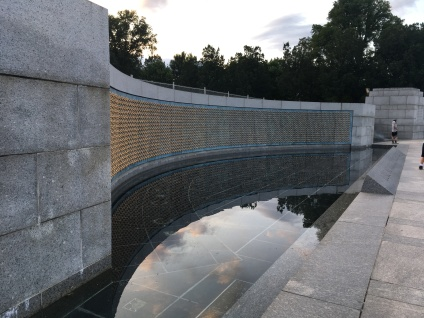 WW2 Memorial Freedom Wall