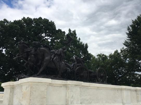 Ulysses Grant Memorial at Capitol Hill