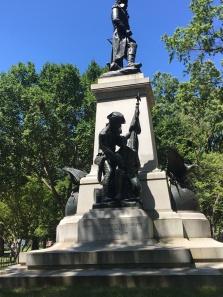 Lafayette Square Brigadier General Taddeus Kosciuszko