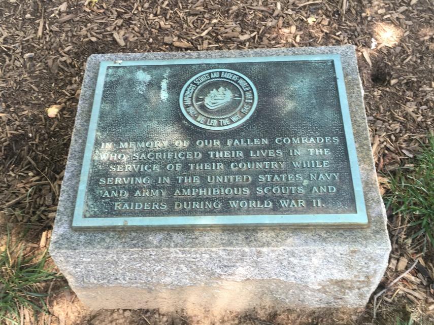 Arlington Cemetery, a WWII Memorial