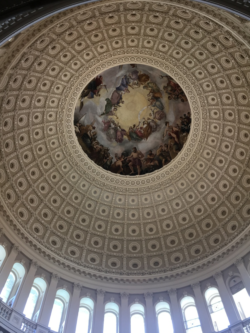 Washington Capitol Rotunda