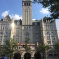 Washington Trump Hotel, The Old Post office on Pennsylvania Avenue