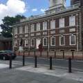 Independence Hall in Philadelphia seen from the Liberty Bellcenter