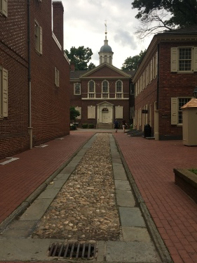 Historic District of Philadelphia