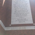 Part of the Declaration of Independence at the Museum of the AmericanRevolution