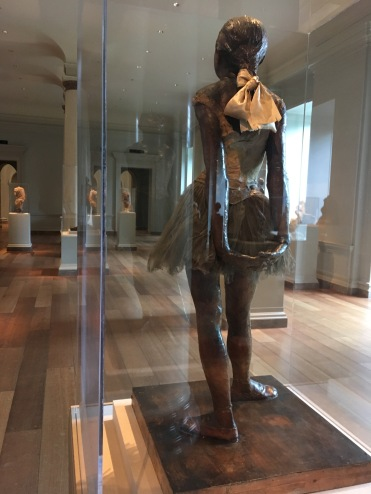 The Little Dancer in National Gallery of Art in Washington, D.C. taken July 2018