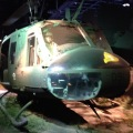 Display with a HUEY helicopter that played a major role in the Vietnam War The National Museum of AmericanHistory