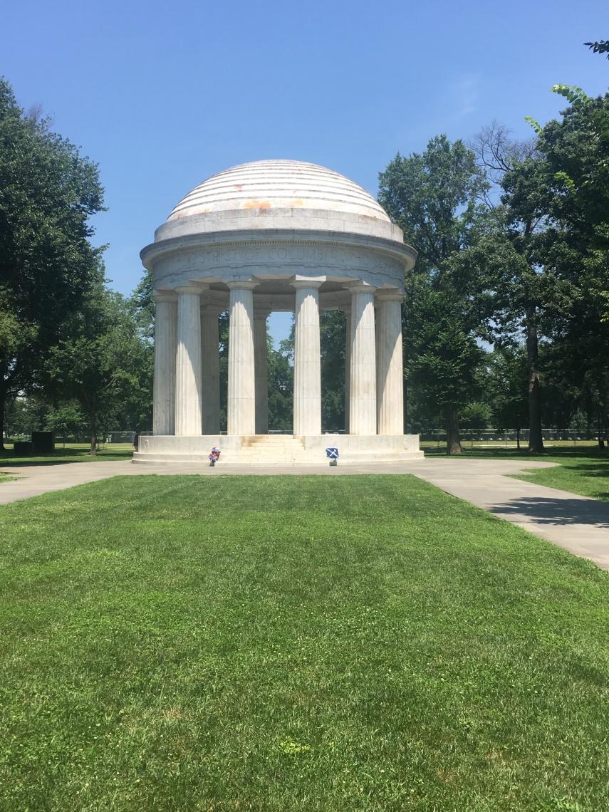 DC War Memorial 1931