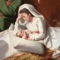 Boston Fine Art Nativity Scene by Copley1776