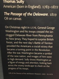 The Passage of the Delaware Christmas night 1776
