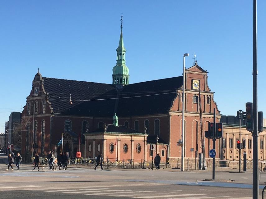 Holmens Kirke in Copenhagen